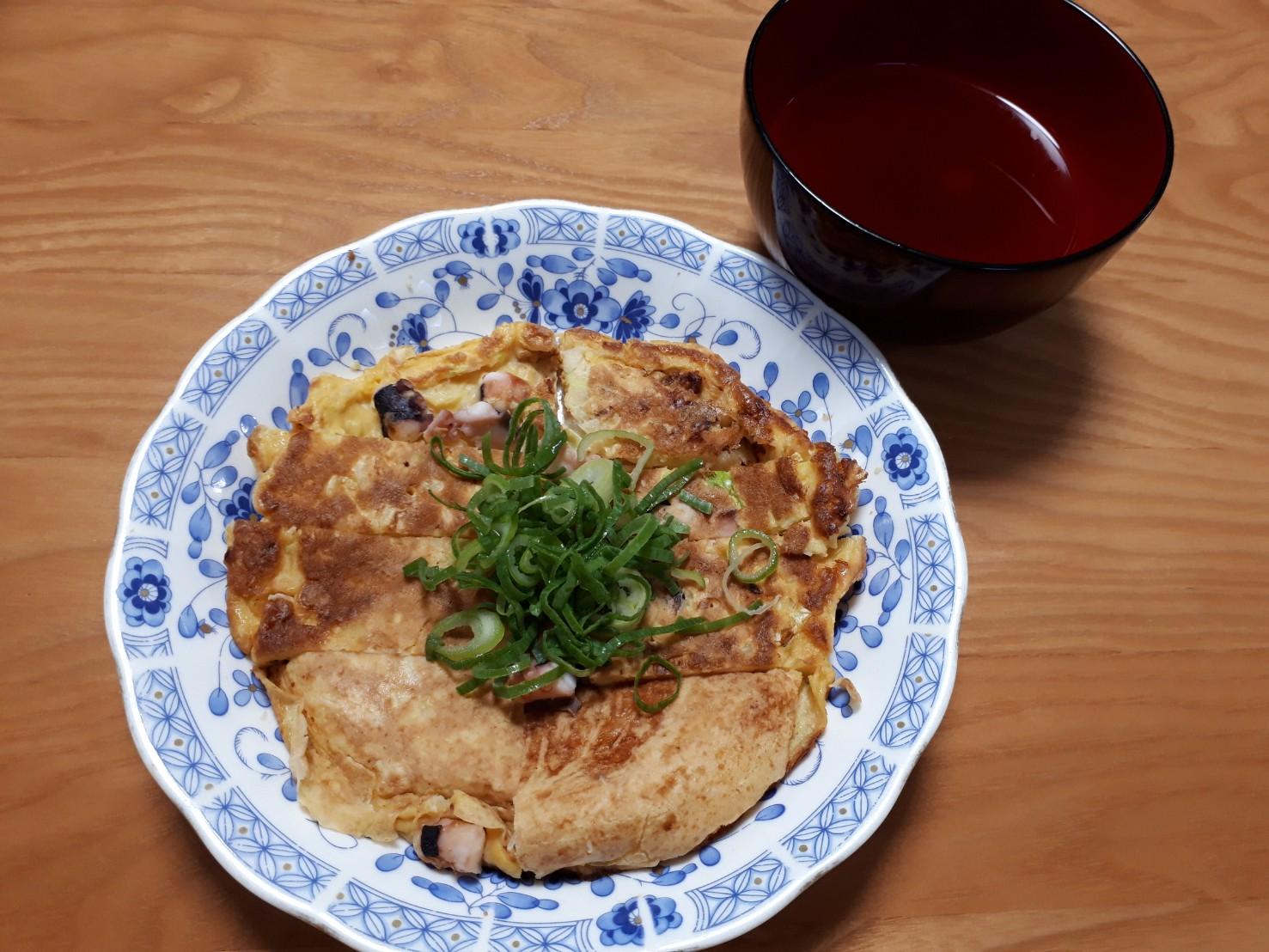 レシピ 明石 焼
