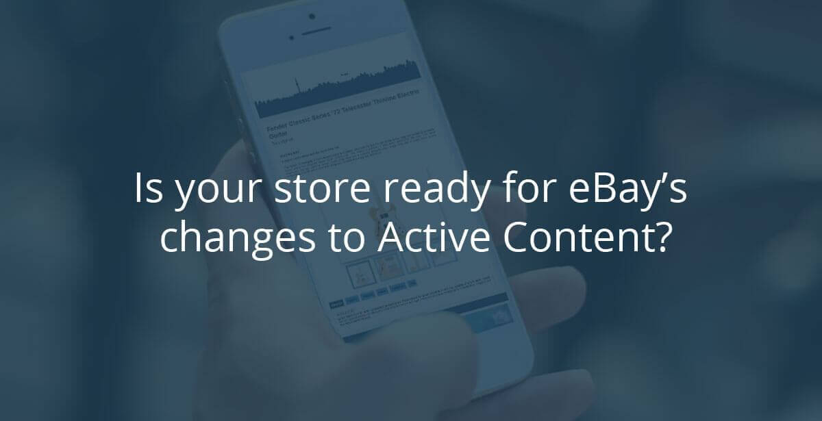 active content listings