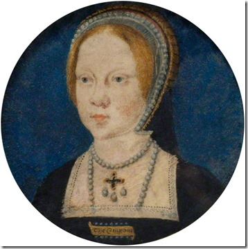 NPG 6453; Queen Mary I