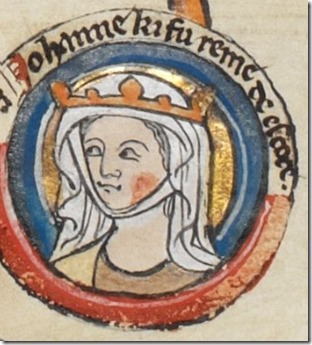 Joan of England Queen of Scotland