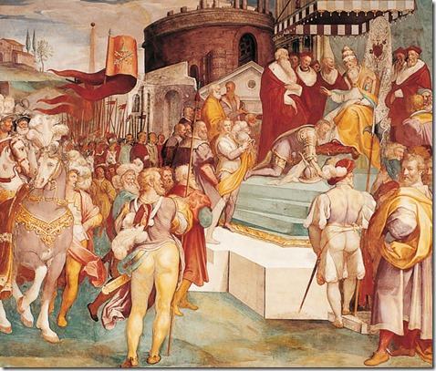 Charles_V_announcing_the_capture_of_Tunis_to_the_Pope_in_1535