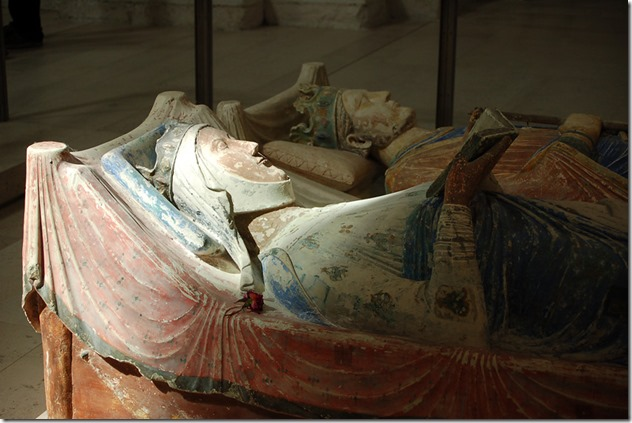 Eleanor and Henry II Effigies