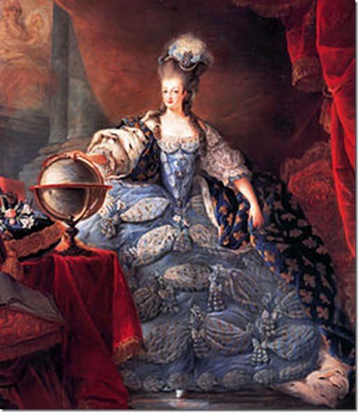 Marie-Antoinette in 1778 koningin_der_Fransen