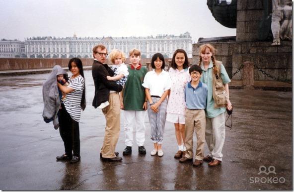 farrow-family and allen