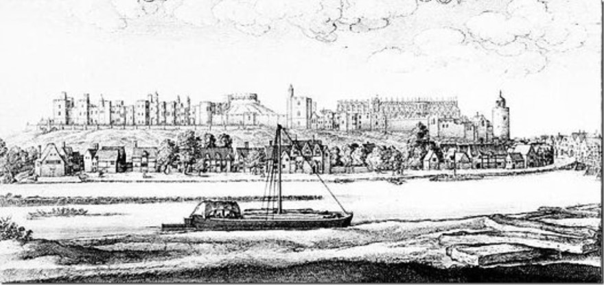 Windsor_Castle_Hollar_View_From_River
