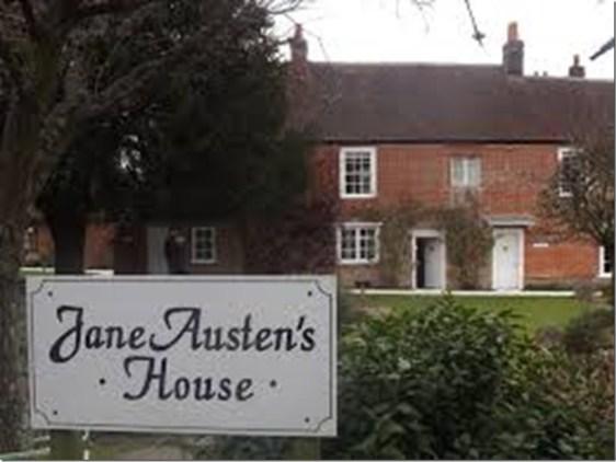 Austen Chawton Cottage