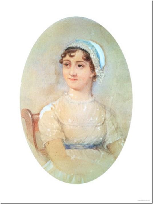 Jane Austen by her sister Cassandra