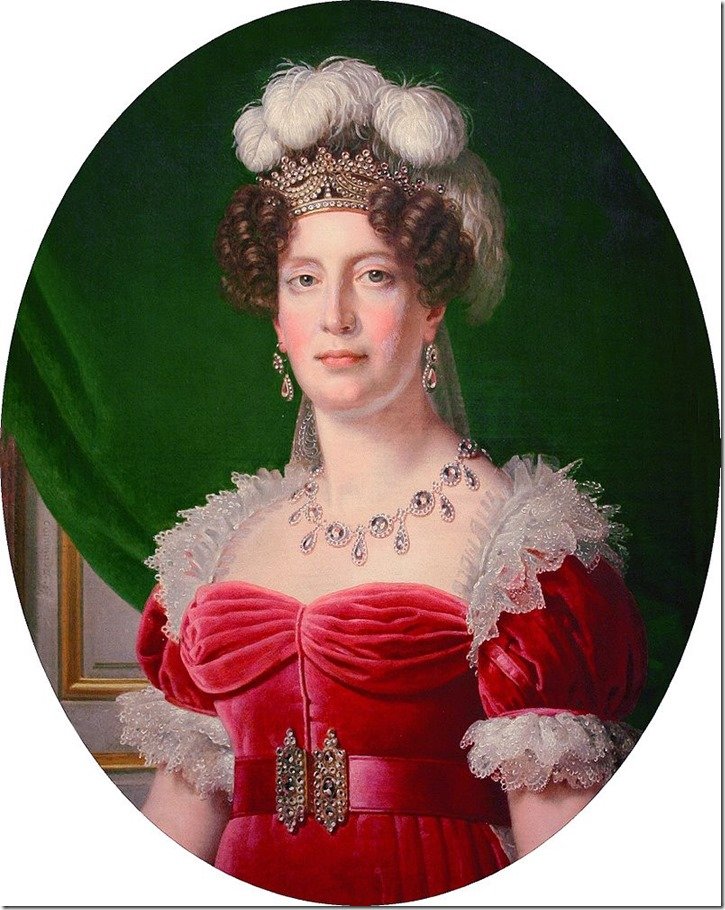 Marie Therese Madame du Dauphin