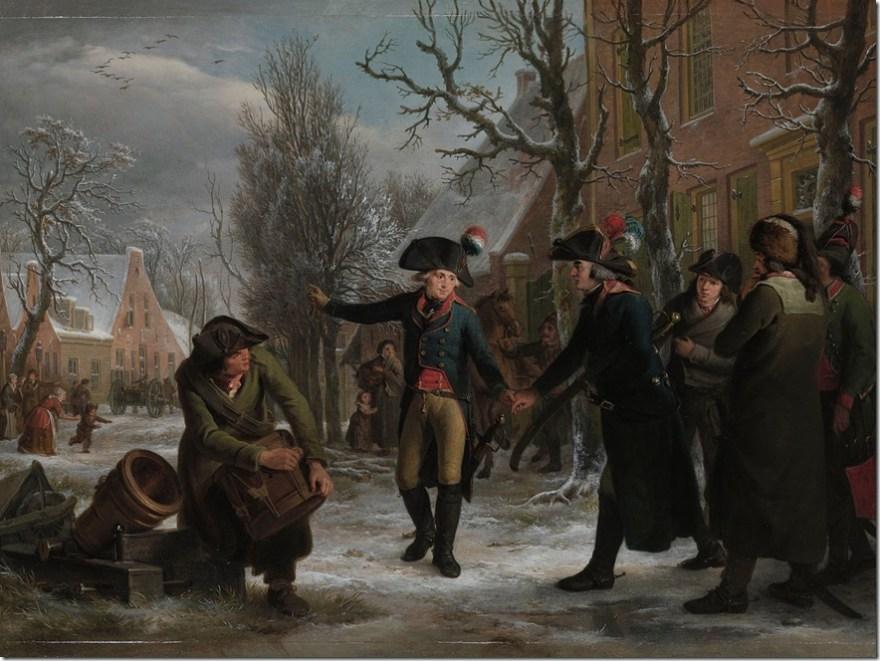 Dutch Patriots of 18 Jan 1796Krayenhoff_Daendels_1795