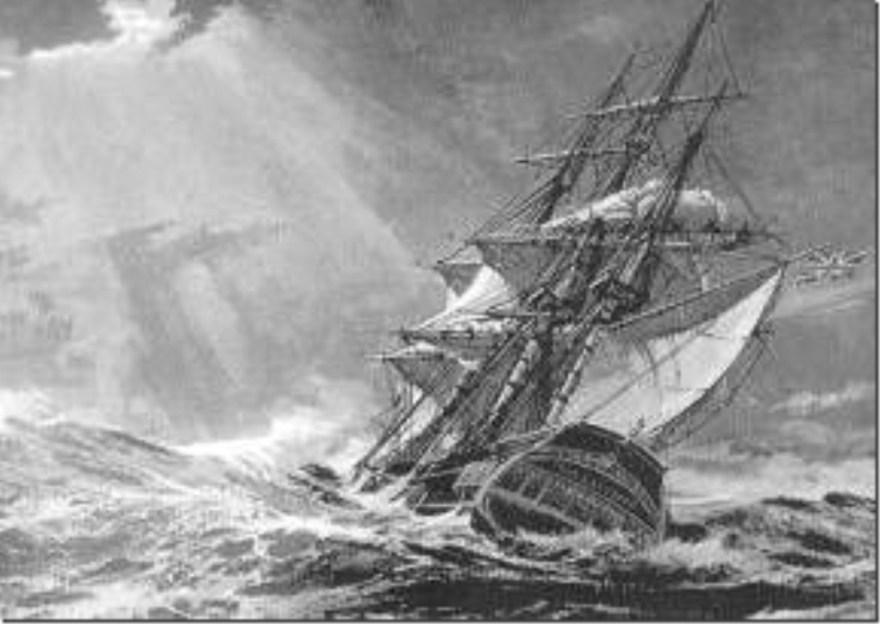 Regency Shipwreck
