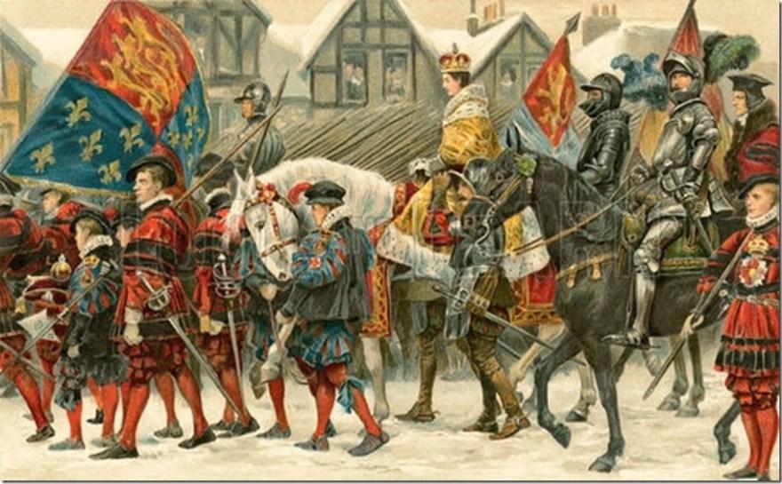 Edward VI coronation