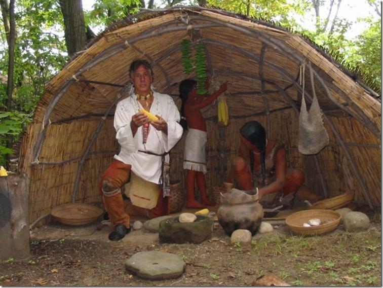 Lenape Native American