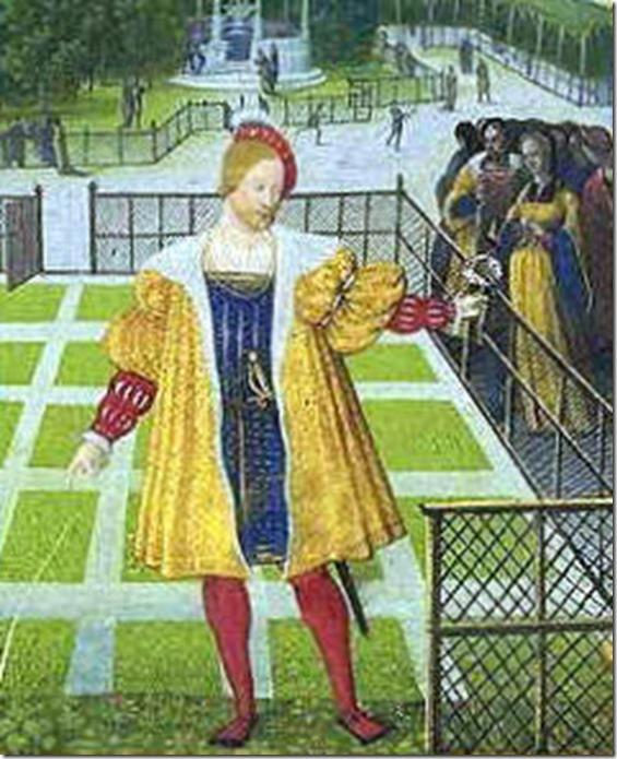 HenriD'Albret painting of Henri II of Navarre