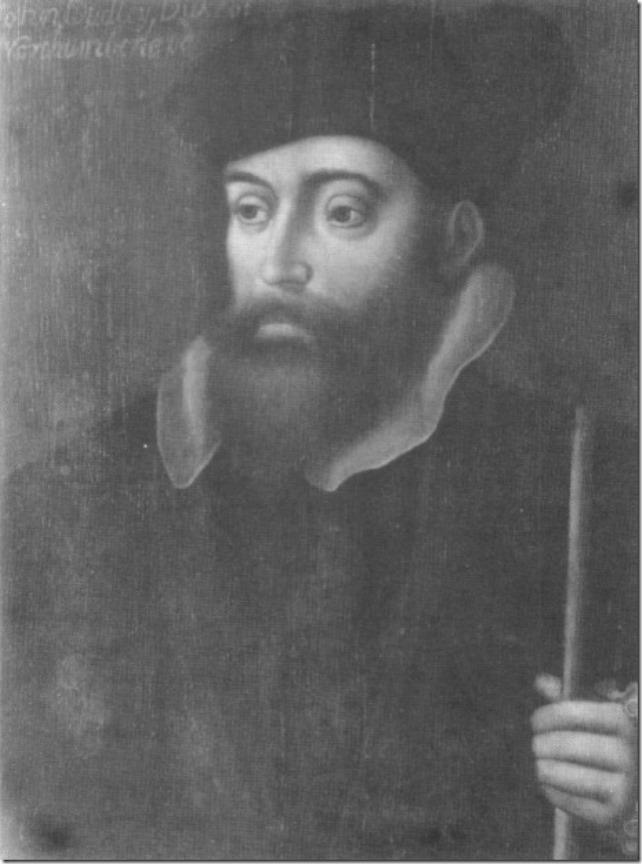 John Dudley Duke of Northumberland_Penshurst
