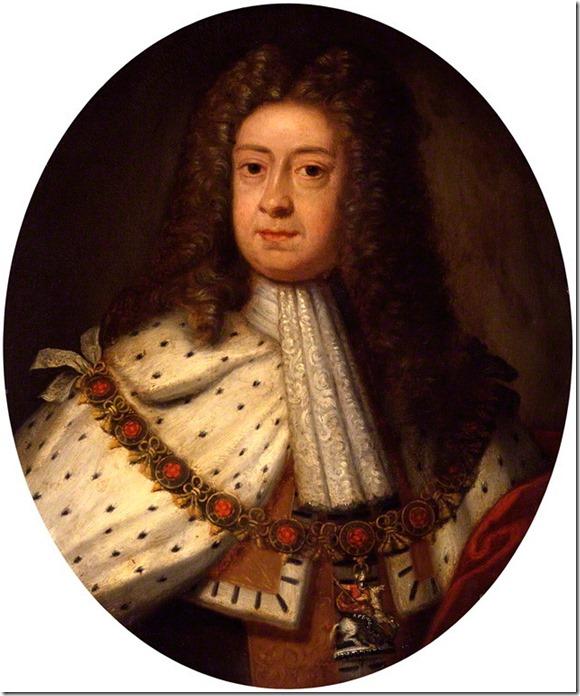 NPG 488; King George I