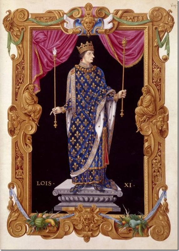 Louis_XI of France