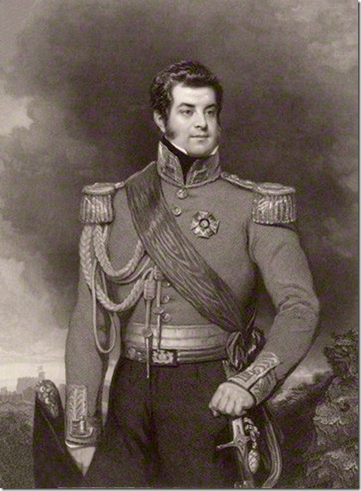 NPG D5321; George Augustus Frederick Fitzclarence, 1st Earl of Munster