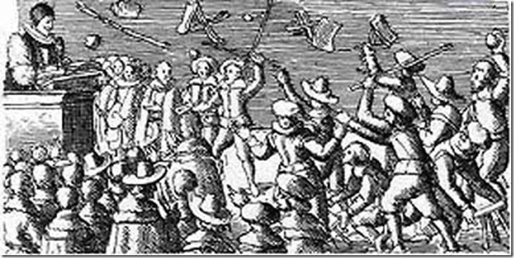 Prayer Book Rebellion 1549
