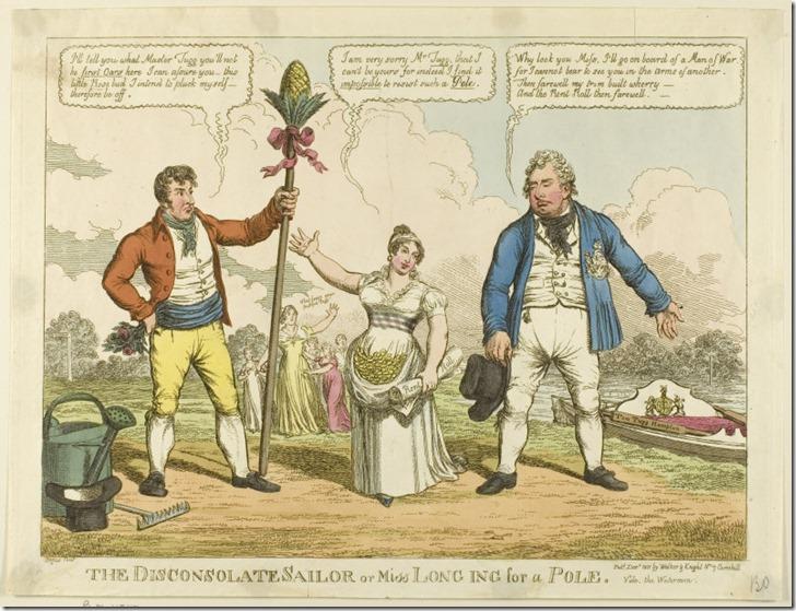 William IV fails to get heiress