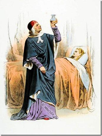 medieval doctor