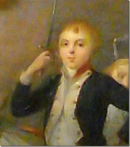 Georges Washington Lafayette