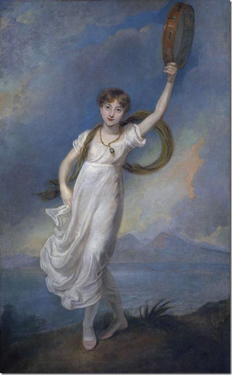 Horatia Nelson c. 1815