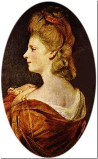 Mrs Armistead painting by Joshua Reynolds