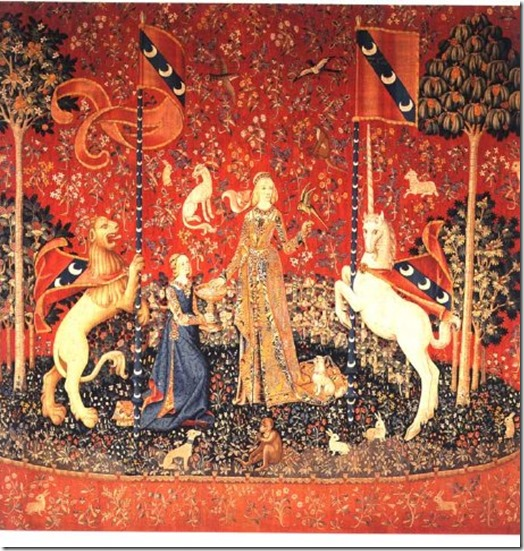Blanche of Lancaster tapestry