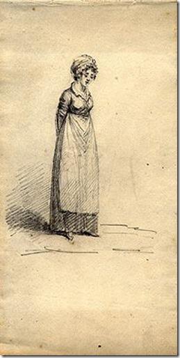 -regency-dress-regency-era servant