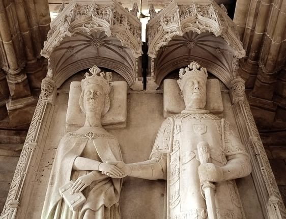 The Daughters of John of Gaunt and Blanche of Lancaster