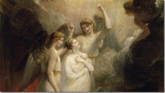 the-apotheosis-of-princess-charlotte by john-hammond
