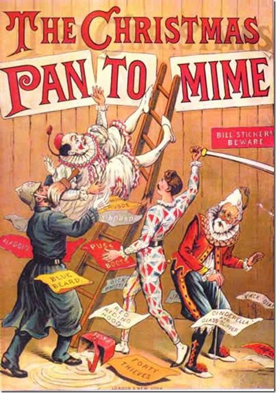 Christmas Panto 1890