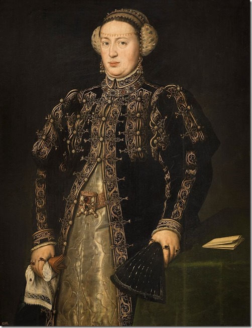 Queen Catarina of Portugal