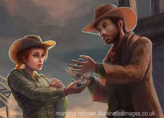 Silas and Lainie 1 - Mominur Rahman