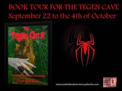 Tegen Cave Book Tour