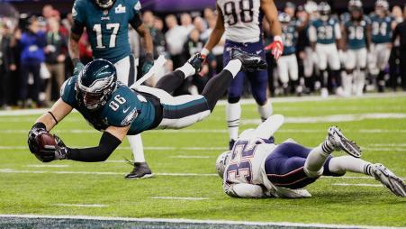 Accurate Predictions: 2018 Eagles Win, Predicted in 2017