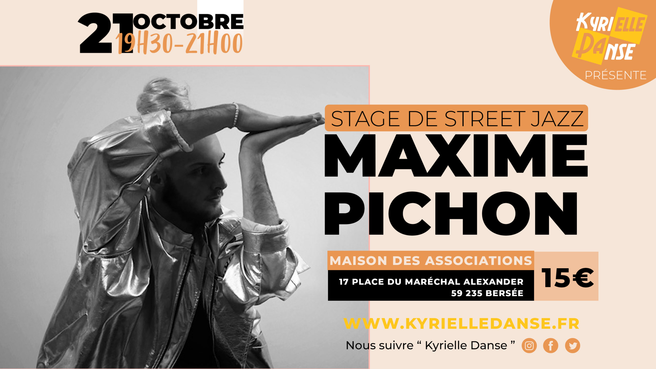 STAGE MAXIME PICHONS