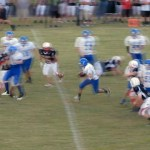 St. Dominic vs Taylor County – MS Football 2013 – Video