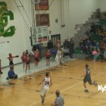 Quentin Goodin Breakway DUNK At Regional Tourney