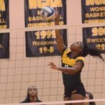 Kentucky State Volleyball's Poole Records Double-Double in 3-2 Heartbreaker at Centre College