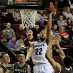 Strong second half lifts Bellarmine MBB past Quincy 75-54