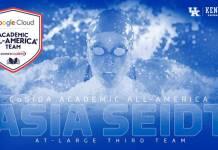 University of Kentucky swim & dive 2018