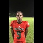 Hart County HS Football RB Dave Wood on WIN vs Green Co