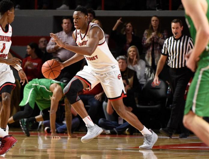 Western Kentucky basketball 2018-19