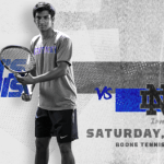 UK Men's Tennis Meets First Ranked Opponent on Sunday Versus Notre Dame