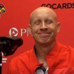 UofL MBB Coach Chris Mack Recaps Duke Previews Clemson