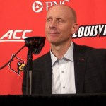 UofL MBB Coach Chris Mack on LOSS to #4 Virginia