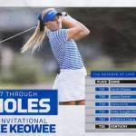 UK WGolf Fires Best Round of Spring at Clemson Invitational