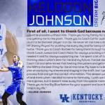 UK MBB's Keldon Johnson to Forgo Collegiate Eligibility, Remain in NBA Draft