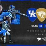 UK Football's Josh Allen Selected by Jaguars as Seventh Overall Pick in NFL Draft